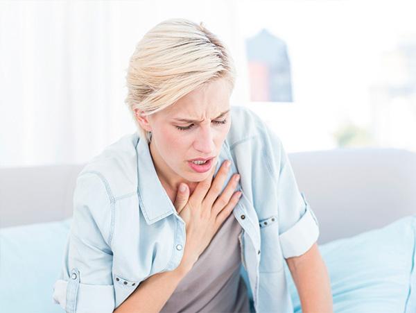 مشکلات تنفسی و ریوی (درمان خانگی و سنتی)